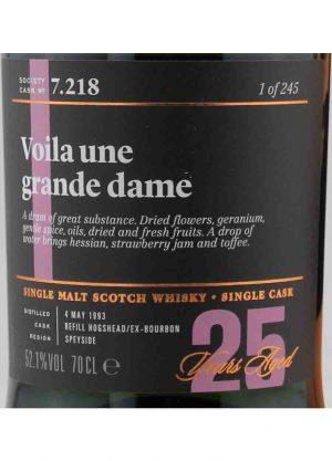 Longmorn-SMWS 7.218 25 Year Old 52.1%-L-900 x1250-Malt Whisky Agency