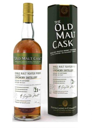Longmorn The Old Malt Cask 21 Year Old 50%-F-900x1250-Malt Whisky Agency