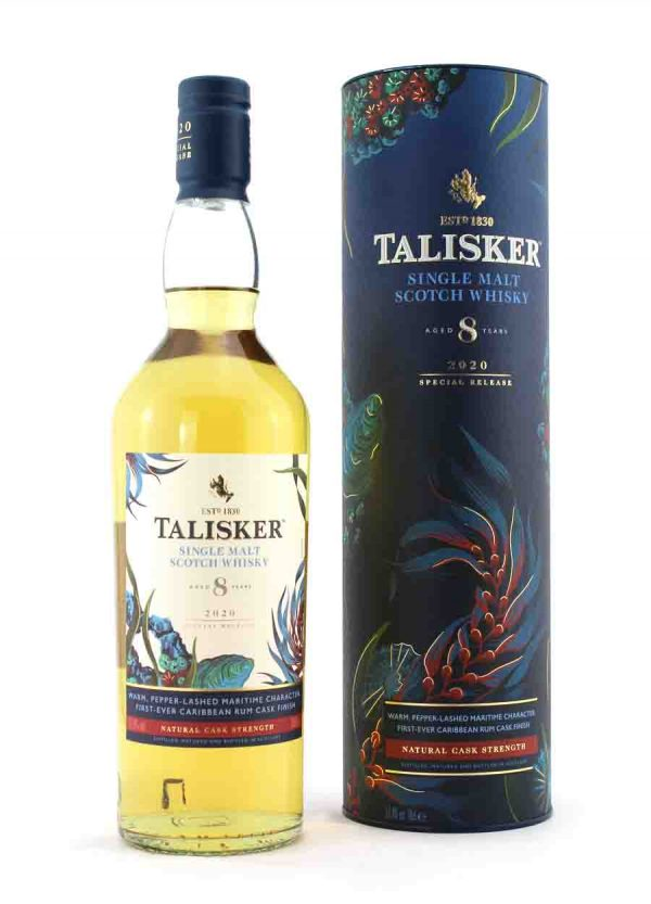 Talisker 8 Year Old Special Release 2020 57.9%-F-900x1250-Malt Whisky Agency
