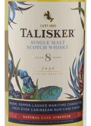 Talisker 8 Year Old Special Release 2020 57.9%-L-900x1250-Malt Whisky Agency