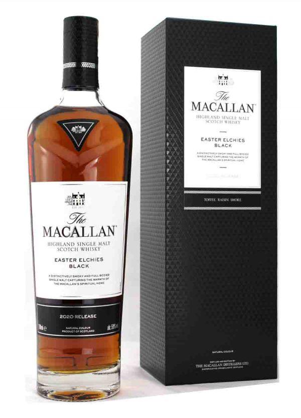Macallan Easter Elchies Black 2020 Release 50%-F-900X10250-Malt Whisky Agency