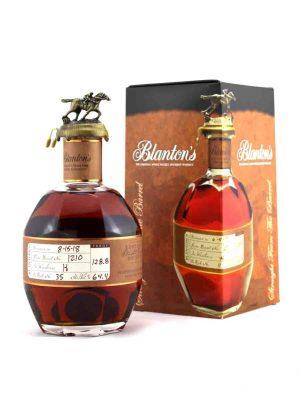 Blanton's Straight From The Barrel 64.4%-F-900X1250-Malt Whisky Agency