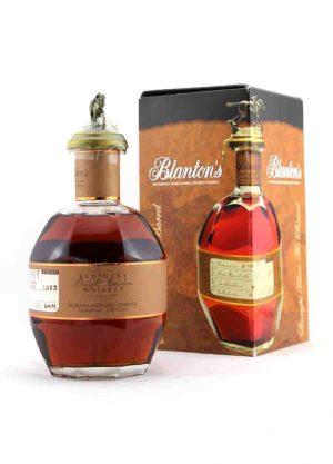 Blanton's Straight From The Barrel 64.4%-F2-900 x1250-Malt Whisky Agency