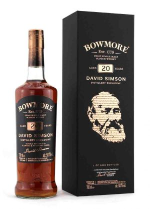 Bowmore 20 Year Old David Simson 50.7%-F-900x1250-Malt Whisky Agency