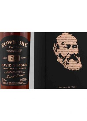 Bowmore 20 Year Old David Simson 50.7%-L-900x1250-Malt Whisky Agency