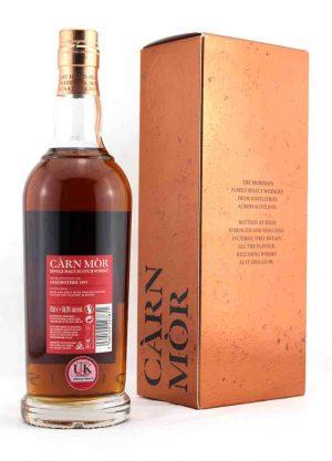 Carn Mor-Glenrothes 1997 23 Year Old 58%-R-900x1250-Malt Whisky Agency