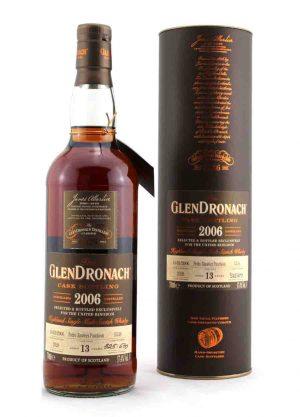 Glendronach 13 Year Old 2006 Cask No.5538 57.4%-F-900x1250-Malt Whisky Agency