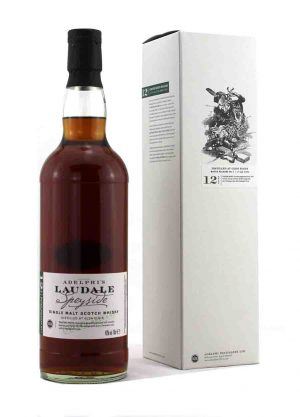 Adelphi's Laudale Batch 4-Glen Elgin 12 Year Old-46%-F-900x1250-Malt Whisky Agency