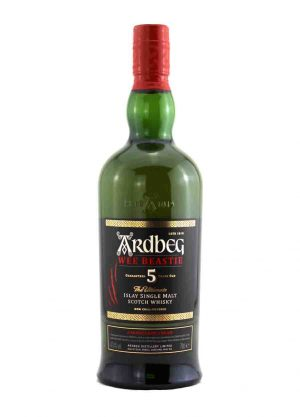 Ardbeg 5 Year Old Wee Beastie 46.4%-F-900x1250-Malt Whisky Agency