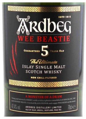 Ardbeg 5 Year Old Wee Beastie 46.4%-L-900x1250-Malt Whisky Agency