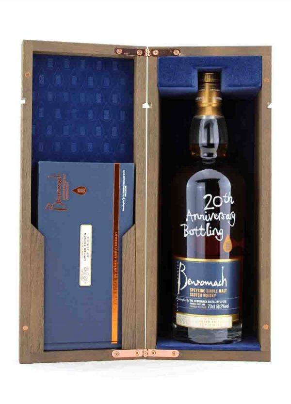 Benromach 1998 20th Anniversary Bottling 56.2%-F-900x1250-Malt Whisky Agency