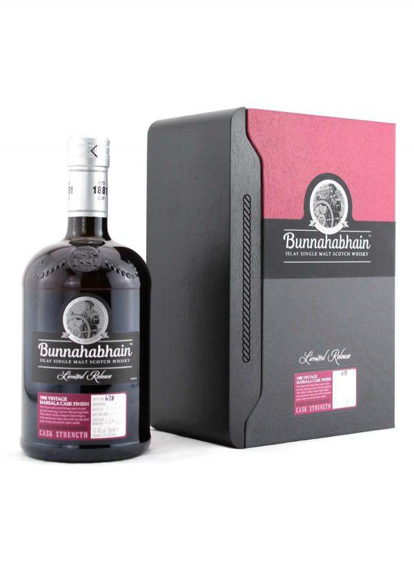 Bunnahabhain 1988 Vintage Marsala Cask Finish 47.4%-F-900x1250-Malt Whisky Agency