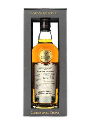 Glen Spey-Gordon & MacPhail 17 Year Old 54.7%-I-00X1250-Malt Whisky Agency
