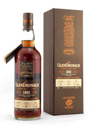 GlenDronach 27 Year Old 1992 Cask 5897 48%-F-900x1250-Malt Whisky Agency