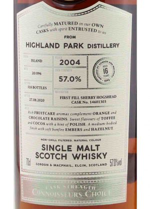 Highland Park-Gordon & MacPhail 16 Year Old 57%-L-900x1250-Malt Whisky Agency