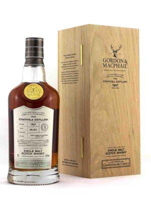 Strathisla-Gordon & MacPhail 33 Year Old 56.8%-F-900x1250-Malt Whisky Agency