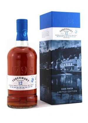Tobermory 12 Year Old Port Pipe Finish 58.6%-F-900x1250-Malt Whisky Agency
