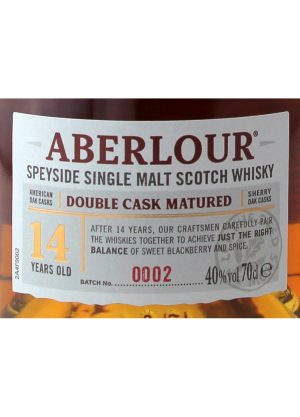 Aberlour 14 Year Old Double Cask Matured 40%-L-900x1250-Malt Whisky Agency