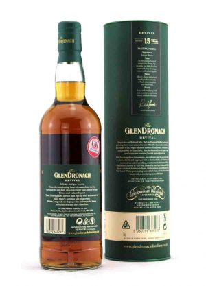 Glendronach 15 year Old Revival 46%-R-900x1250-Malt Whisky Agency