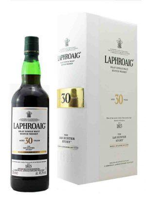 Laphroaig 30 Year Old The Ian Hunter Story Book 2 48.2%-F-900X1250-Malt Whisky Agency