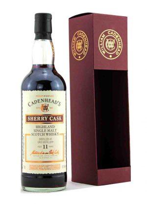 ORD-Cadenhead's 11 Year Old Sherry Cask 54.1%-F-900x1250-Malt Whisky Agency