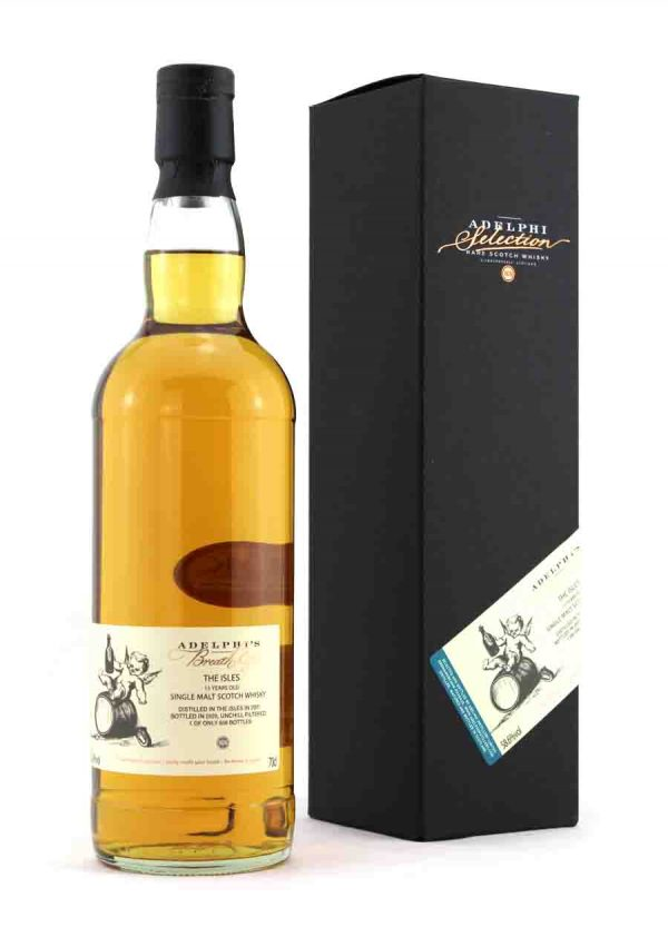 Adelphi-Breath of The Isles 13 Year Old 58.6%-F-900x1250-Malt Whisky Agency