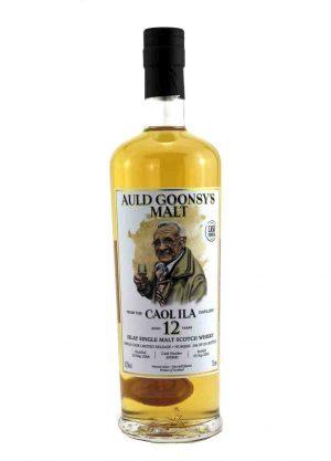 Auld Goonsy's-Caol Ila 12 Year Old 58.2%-F-900x1250-Malt Whisky Agency
