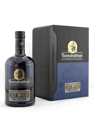 Bunnahabhain 30 Year Old Small Batch 46.3%-F-900x1250-Malt Whisky Agency