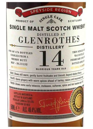 Glenrothes-Old Particular 14 Year Old 48.4% 50cl-L-900x1250-Malt Whisky Agency