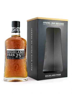 Highland Park-25 Year Old Spring 2019 Release 46%-F-900x1250-Malt Whisky Agency