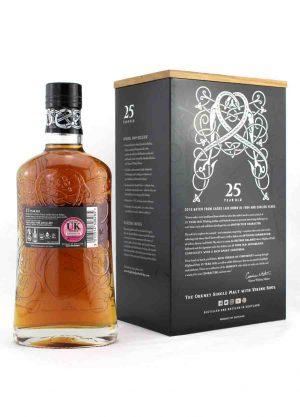 Highland Park-25 Year Old Spring 2019 Release 46%-R-900x1250-Malt Whisky Agency