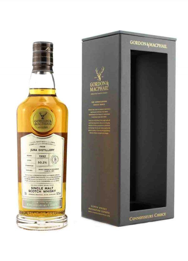 Jura-Gordon & MacPhail 28 Year Old 50.2%-F-900x1250- Malt Whisky Agency