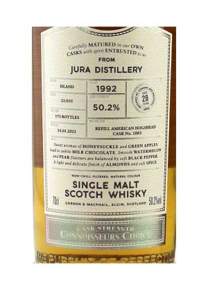 Jura-Gordon & MacPhail 28 Year Old 50.2%-L-900x1250-Malt Whisky Agency