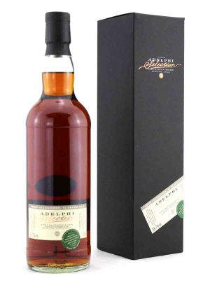 Adelphi-Inchgower 13 Year Old 58.7%-F-900x1250-Malt Whisky Agency