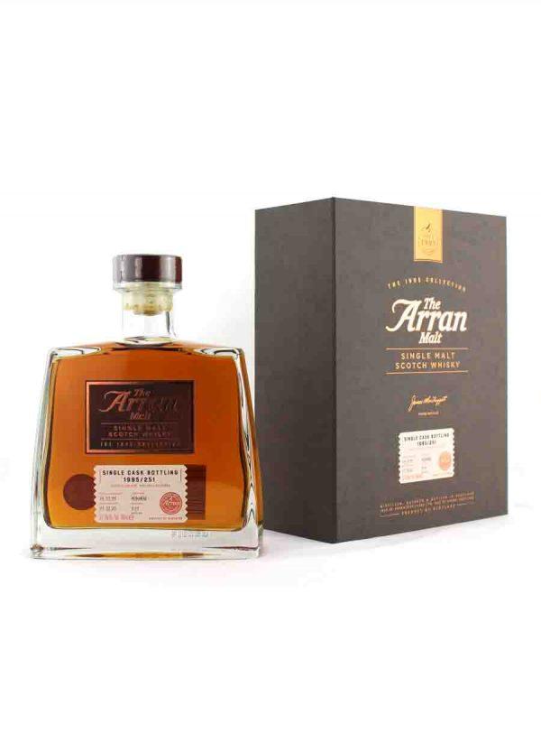 Arran 1995 25 Year Old Hogshead Cask No.251 52.4%-F-900x1250-Malt Whisky Agency