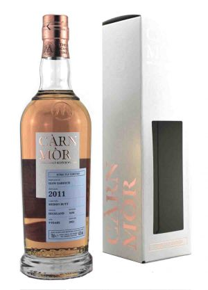 Carn Mor-Glen Garioch 2011 9 Year Old 47.5%-F-900x1250-Malt Scotch Whisky