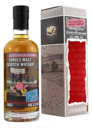 Rosebank-That Boutique-Y Whisky Company-26 Year Old 48.5% 50cl-F-900x1250-Malt Whisky Agency