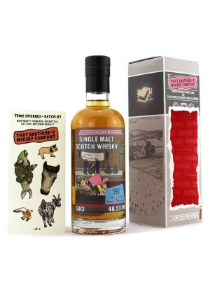Rosebank-That Boutique-Y Whisky Company-26 Year Old 48.5% 50cl-F1-900x1250-Malt Whisky Agency