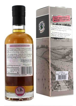 Rosebank-That Boutique-Y Whisky Company-26 Year Old 48.5% 50cl-R-900x1250-Malt Whisky Agency