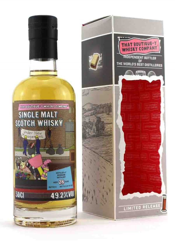 Rosebank-That Boutique-Y Whisky Company-28 Year Old 49.2% 50cl-F-900x1250-Malt Whisky Agency