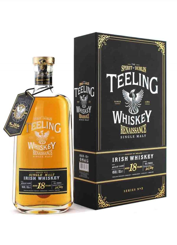 Teeling 18 Year Old Renaissance Series No.3 46%-F-900x1250-Malt Whisky Agency