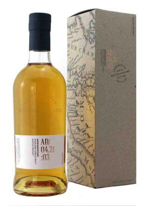 Ardnamurchan AD 04 21 03-Batch 3 46.8%-F2-900X1250-Malt Whisky Agency