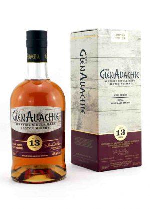 Glenallachie 13 Year Old Rioja Wine Cask Finish 48%-F-900x1250-Malt Whisky Agency