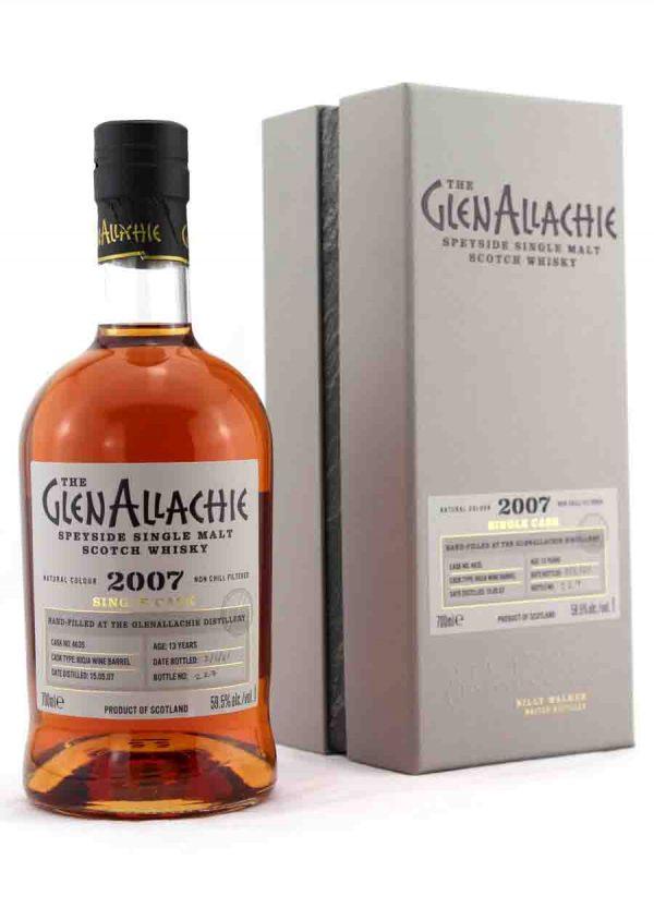 Glenallachie 2007 Cask #4635 Rioja Wine Barrel 59.5%-F1-900x1250-Malt Whisky Agency