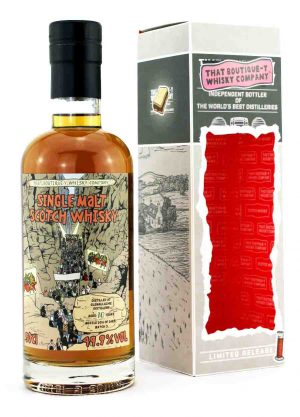 Glenallachie-That Boutique-Y Whisky Company-10 Year Old 49.9% 50cl -F- 900X1250-Malt Whisky Agency