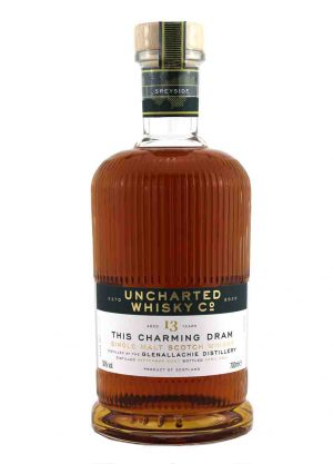 Glenallachie-Uncharted Whisky Co. 13 YO First Fill Sherry 50%-F-900X1250-Malt Whisky Agency