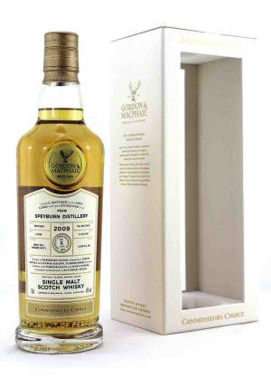 Speyburn-Gordon & MacPhail 2009 11 Year Old 46%-F-900x1250-Malt Whisky Agency