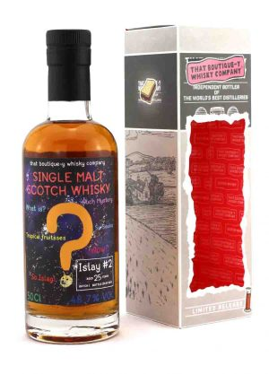 That Boutique-Y Whisky Company-25 Year Old Islay#2 48.7% 50cl-F-900x1250-Malt Whisky Agency