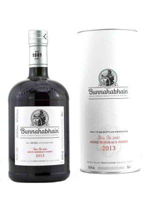 Bunnahabhain 2013 Feis Ile 2021 59.5%-F1-900x1250-Malt Whisky Agency