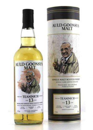 Auld Goonsy's-Teaninich 13 Year Old 51.5%-F-900x1250-Malt Whisky Agency